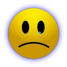 super sad face