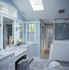 cottage bathroom designs