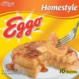 eggos waffles