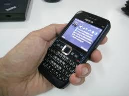 handphone nokia e63