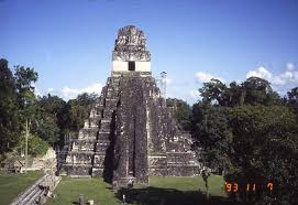 mayan temples in mexico