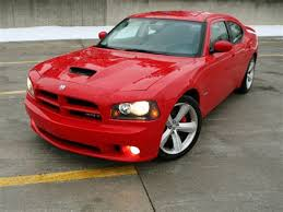 07 charger srt8