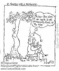 apple cartoons