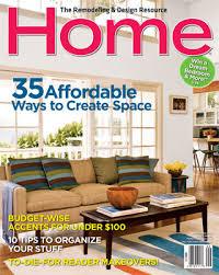 home magazine
