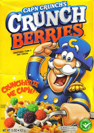 cap n crunch berries
