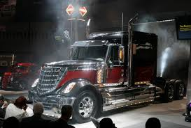 international truck lonestar