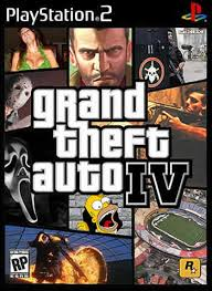 gta 4 for ps2