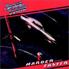 April Wine - Harder Faster