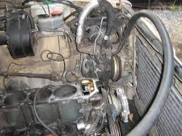 nissan pickup motor