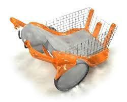 shopping trolley design