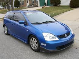 honda civic hatchback 2007
