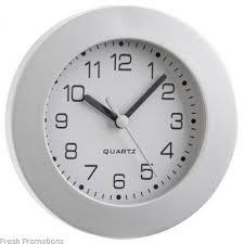 round wall clocks