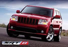 srt8 jeep grand cherokee
