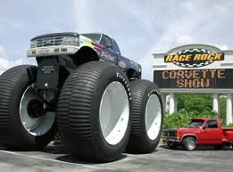 monstertruck driver