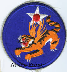 flying tigers patches