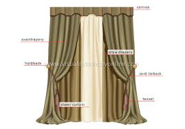 house curtain