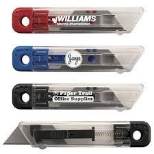 safety box cutters