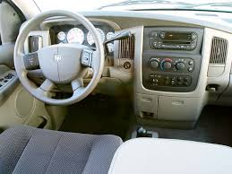 dodge ram 2500 interior
