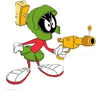 looney tunes marvin the martian