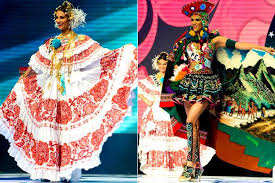 peru national costume