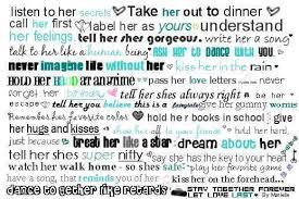 boyfriend and girlfriend poems