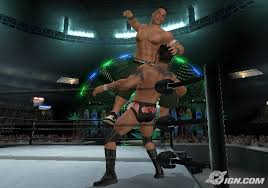 smackdown vs raw 2009 nds