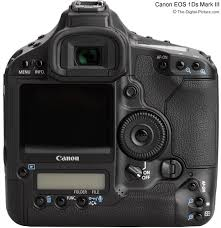 canon 1 ds mark ii