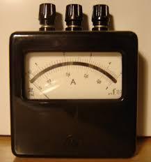 analog ammeters
