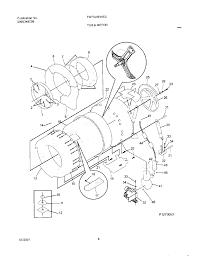 frigidaire parts diagram