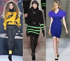 1980s dress styles