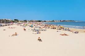 costa dorada beach