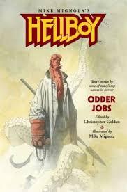 hellboy graphic novels