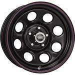 american racing black wheels
