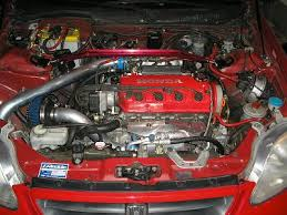 2000 honda civic ex engine
