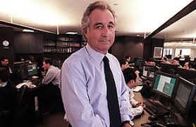 Bernard Madoff, founder of