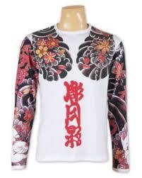 japanese tattoo t shirts