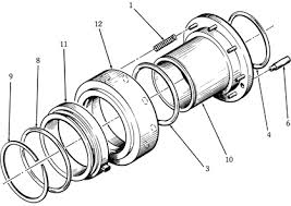 mechanical seal drawing