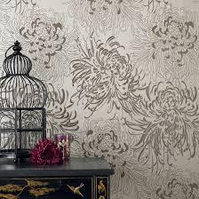 vintage style wallpaper
