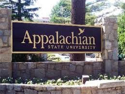appalachian state university sports