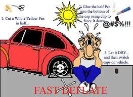 tire deflate
