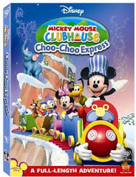 mickey mouse club house dvd