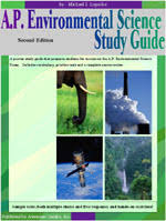 ap environmental science book