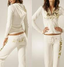 gold tracksuits