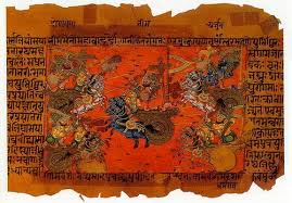war in ancient india