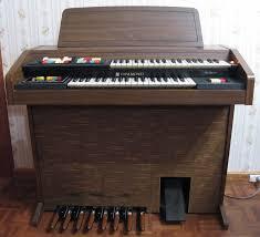 play organ