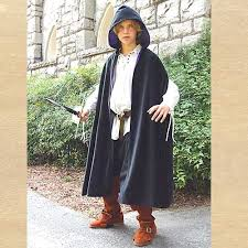 childrens medieval costumes