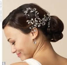 bride hair combs