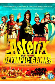 asterix olympic games