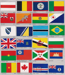 flags from all countries