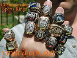 ncaa football championship rings